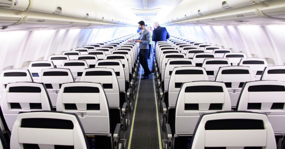 'Unruly' airline passengers who refused masks could be fined as much as $15,500, FAA says