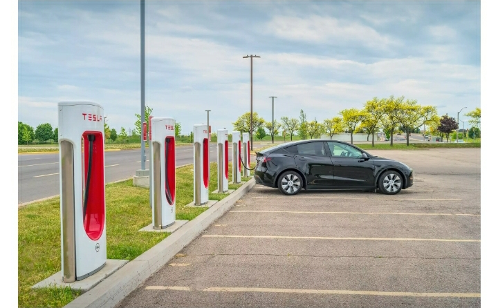 Biden's EV charging push could boost automakers taking on Tesla