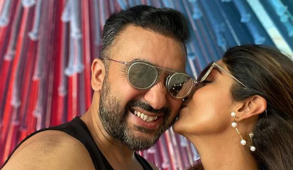 Raj Kundra's Post About Shilpa Shetty's Physique Has Mimi And Hungama References